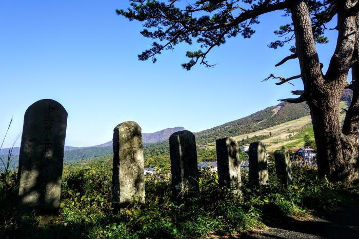大山寺世代墓