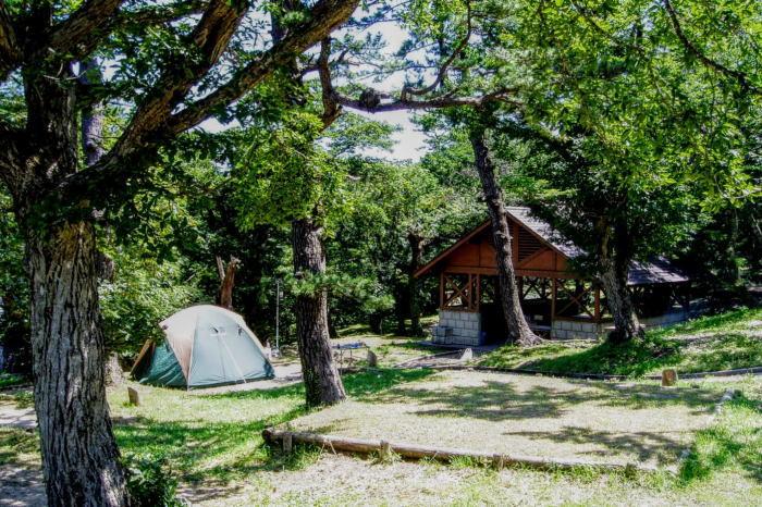 豪円山キャンプ場