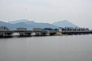 百間川河口水門