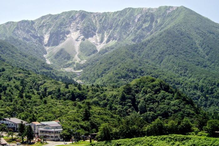 大山ー豪円山よりー