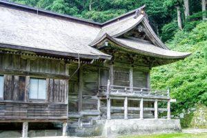 奥宮本殿ー大神山神社ー
