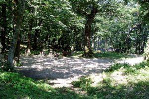 キャンプサイトー下山キャンプ場ー