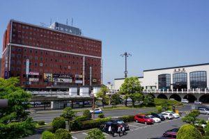 アパホテル倉敷駅前・JR倉敷駅
