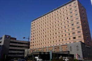 岡山シティホテル厚生町