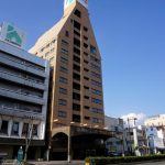 岡山ユニバーサルホテル本館