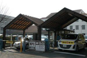 倉敷市中央駐車場