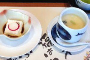 チーズ・湯葉豆腐