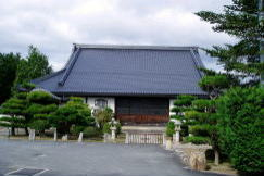 本源禅寺 本堂