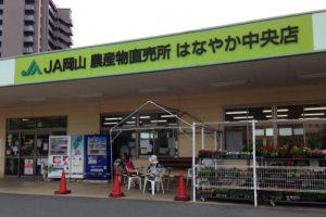 JA岡山 はなやか中央店