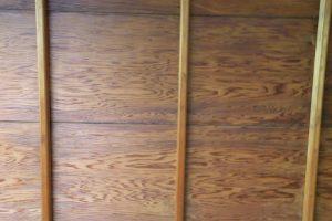 屋久杉の天井板ー旧梶村家住宅ー