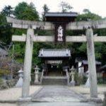 大隅神社 参道