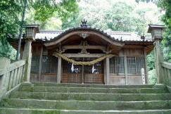 大隅神社 拝殿