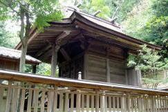 大隅神社 本殿
