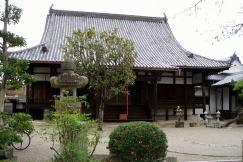 泰安寺 本堂