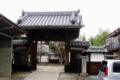 泰安寺 山門