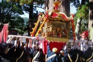 加茂大祭・加茂川地区