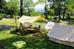 岡山県のキャンプ場