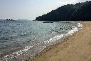 三郎島海水浴場