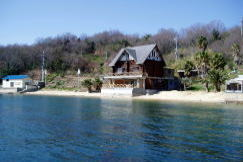 真鍋島海水浴場