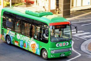 めぐりんー岡山市内循環バスー