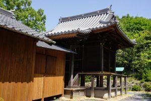 川嶋の宮八幡神社本宮 本殿