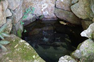 小野小町姿見の井戸