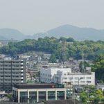 鶴形山ー倉敷市役所展望台よりー