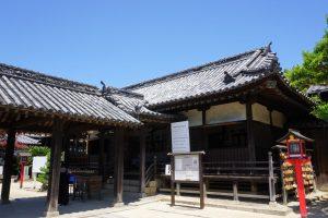足高神社 拝殿