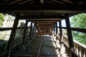 廻廊ー箆取神社ー