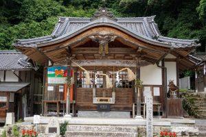 拝殿ー石上布都魂神社ー