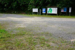 第4駐車場ー石上布都魂神社ー