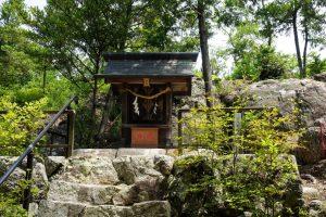 奥之院ー石上布都魂神社ー
