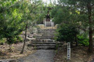 金刀比羅神社参道