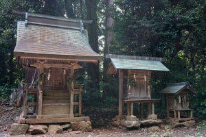 境内社ー宗形神社 是里ー