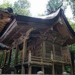 宗形神社 本殿