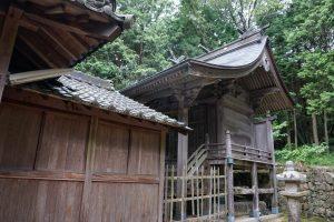 姫社神社 本殿