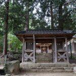 姫社神社 随神門