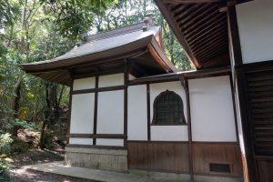 貴舩神社 本殿