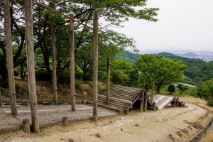 遊具ー種松山公園ー