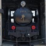 D51形蒸気機関車