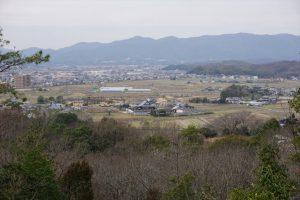 備中高松城ー秀吉本陣跡よりー