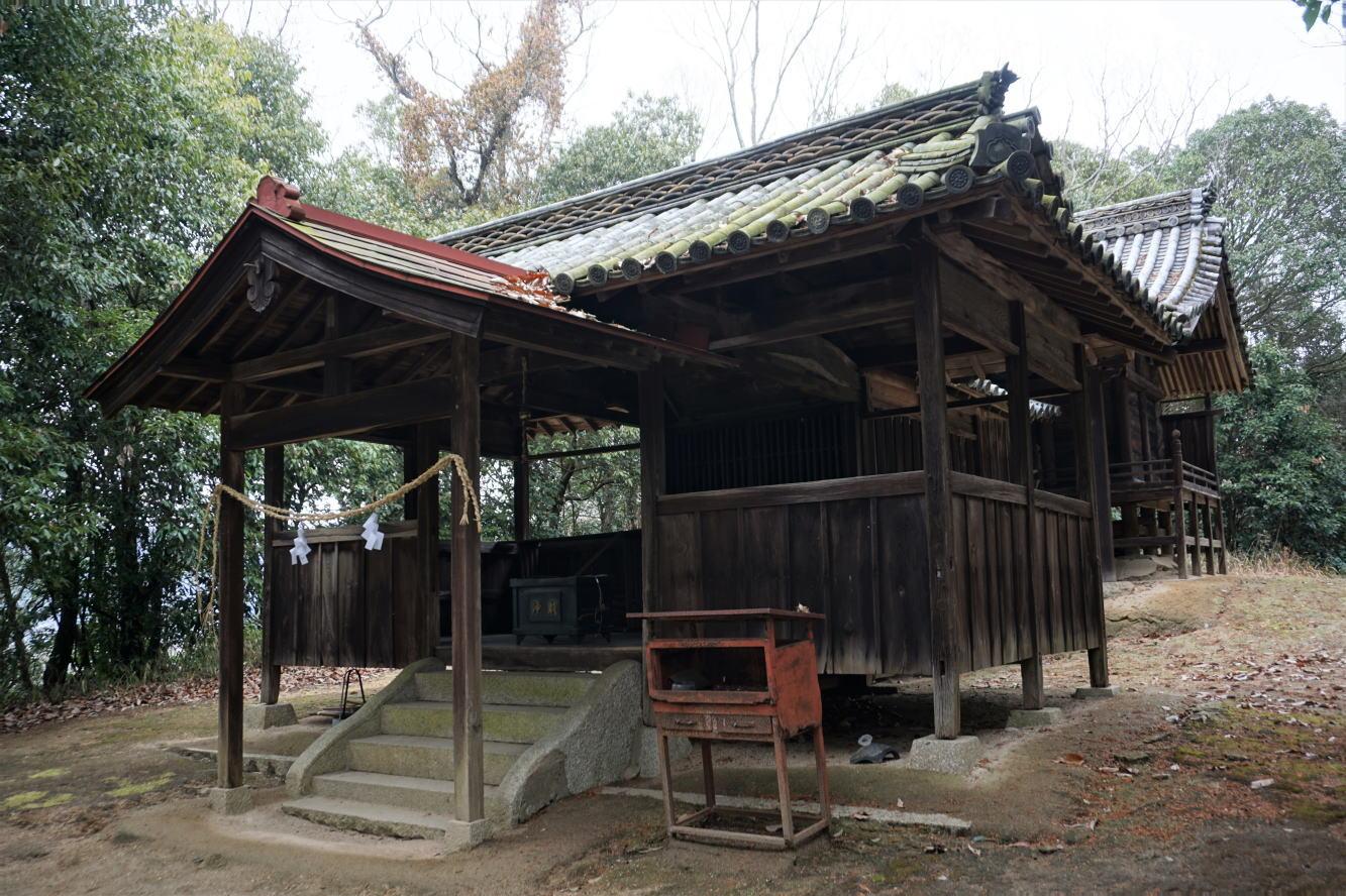 御崎神社社殿