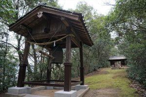 御崎神社 鐘楼