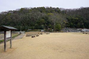 高松城水攻め史跡公園