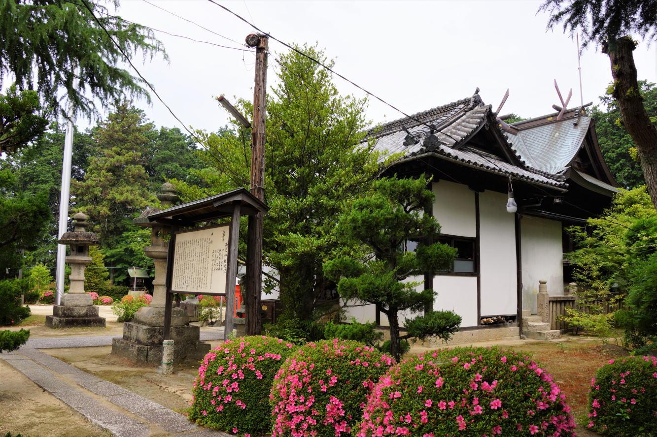 両児神社ー松島ー