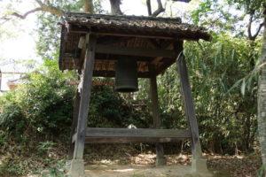 生石神社 鐘楼