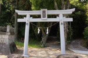 生石神社 鳥居