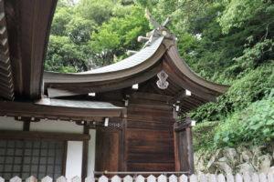 えびす宮 本殿ー吉備津神社ー