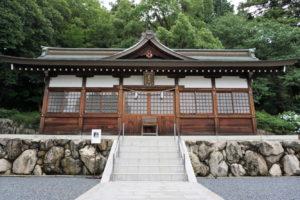 えびす宮 拝殿ー吉備津神社ー