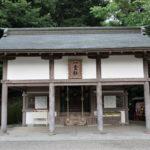 一童社 拝殿ー吉備津神社ー